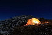 dolomiti tent experience