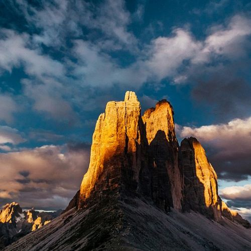 TRE CIME EMOTION